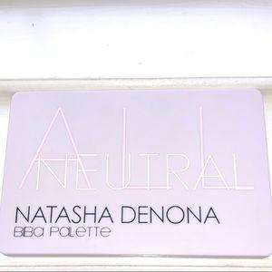 Custom Natasha denona palette